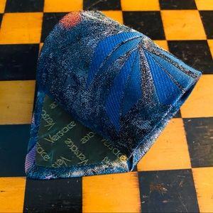 Versace Multicolor Pattern Mens Tie